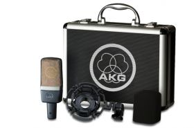 AKG C214 box