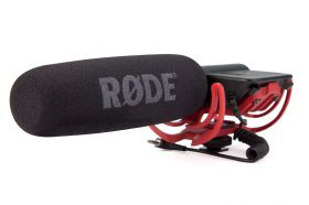 Rode VideoMic Rycote