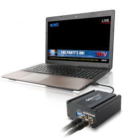 DataVideo TC-200+CG-200 HD/SD