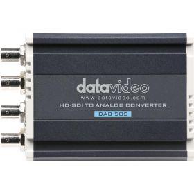 DataVideo DAC-50S top