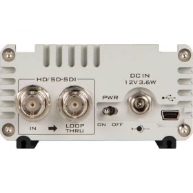 DataVideo DAC-60 rear