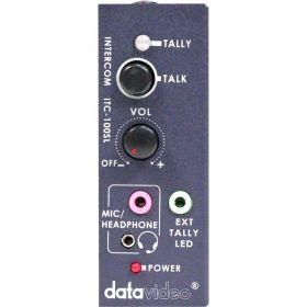 DataVideo ITC-100SL front