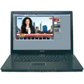 DataVideo CG-250 laptop
