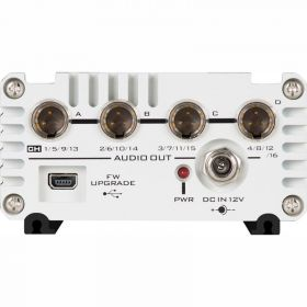 DataVideo DAC-90 rear