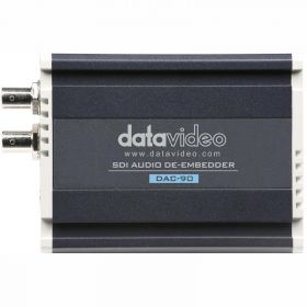 DataVideo DAC-90 top