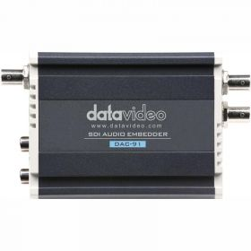 DataVideo DAC-91 top