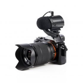 Saramonic SR-PMIC2 & DSLR камера