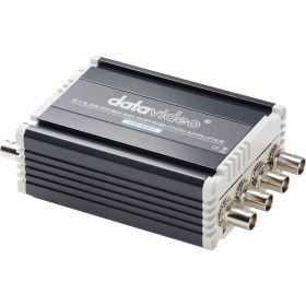 DataVideo VP-597  усилитель-распределитель 1 на 6